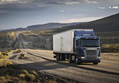 Scania ahorra un 2% de combustible gracias a la gravedad