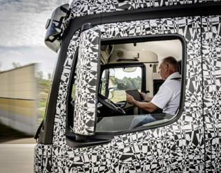 ¿ESTAMOS LOCOS O QUÉ? ¿Un camión que se conduce sólo?