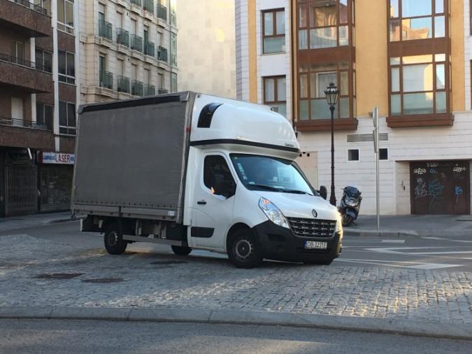 Una nueva fórmula de competencia desleal con el empleo de vehículos hasta 3,5 Tn.